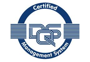 Πιστοποίηση ISO από την DQS ΕΛΛΑΣ