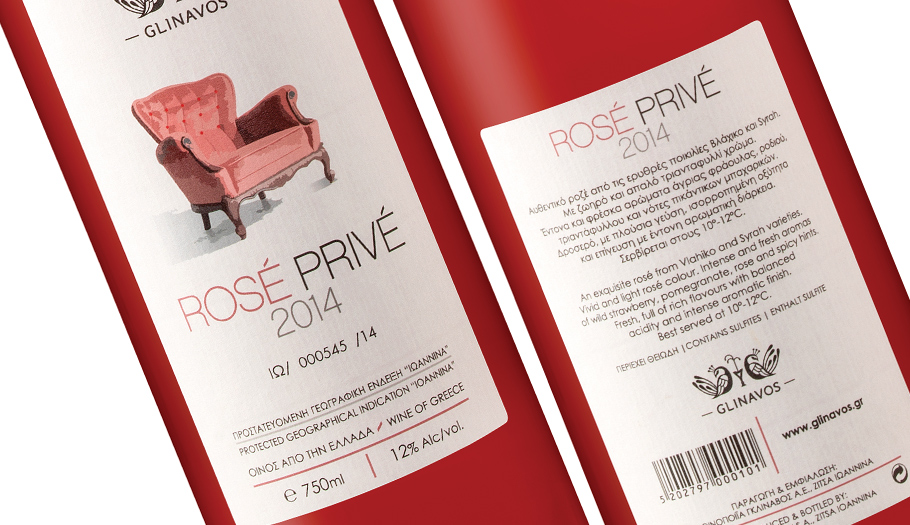 A classic rose wine made for Privé moments