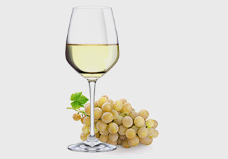 Sauvignon Blanc white wine grape variety is an international variety also grown in Zitsa in Domaine Glinavos vineyard