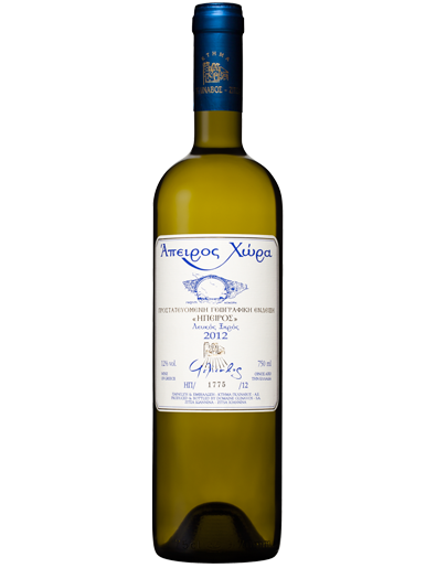 Sauvignon Blanc wine Apiros Hora White is a white wine made from Devina grape variety